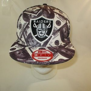 New Era 9Fifty Oakland Raiders Snapback Cap